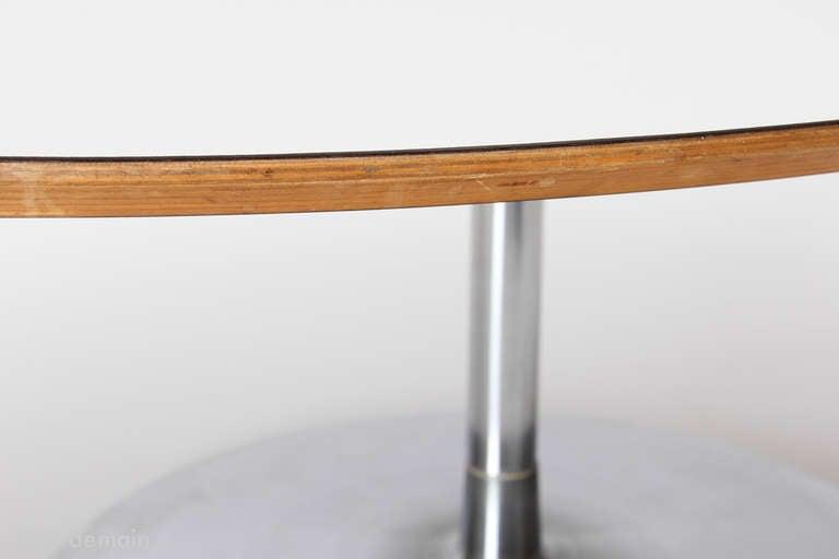 Table basse ovale coffee - Table basse pierre paulin ...