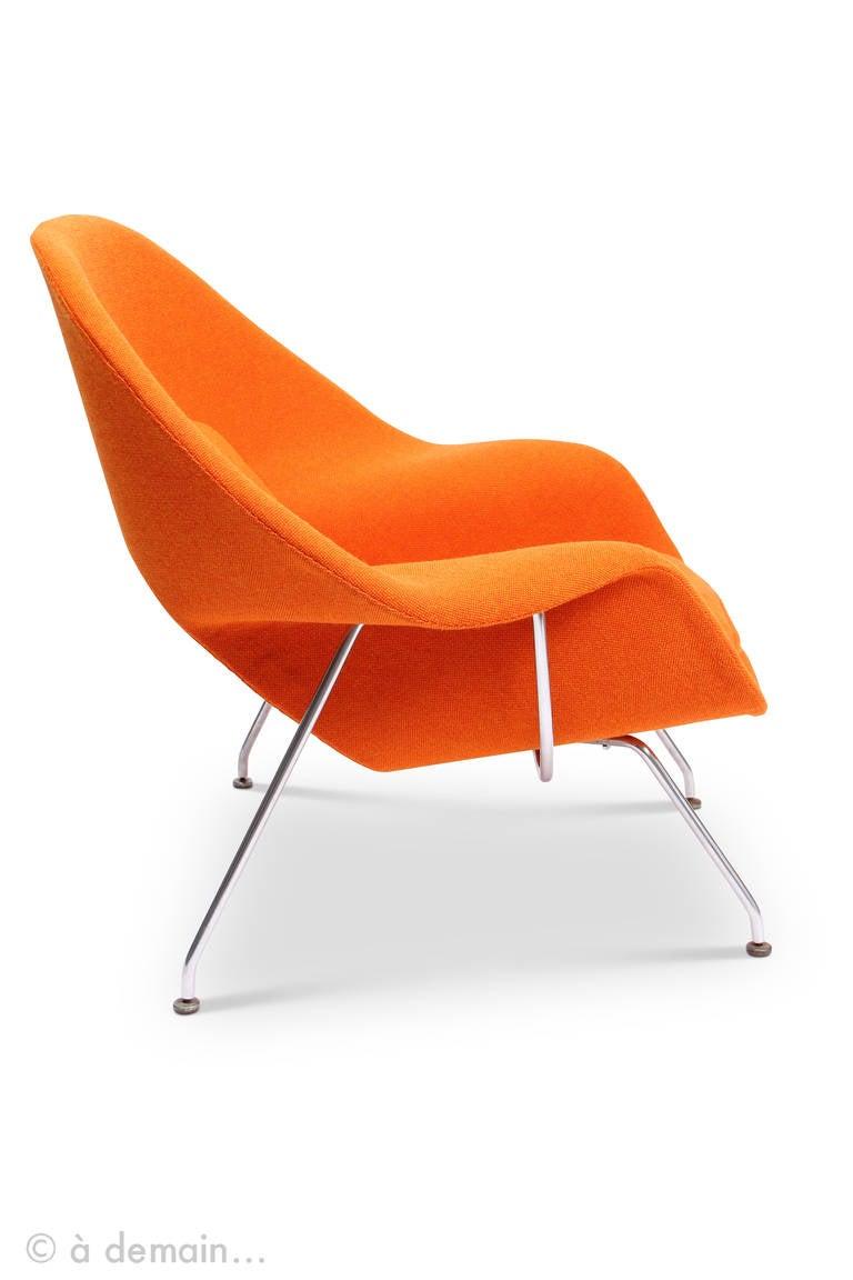 Knoll womb chair - 1948 Eero Saarinen Womb Chair Edited By Knoll 3
