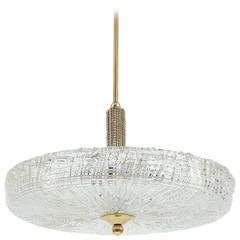 Petite Bakalowits Pendant Lamp with delicate Bead Inlays