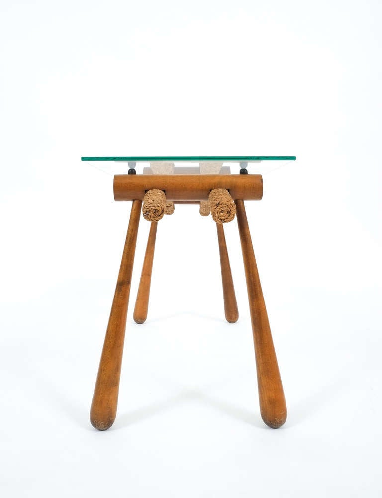 Iconic modernist coffee or side table by max kment 1955 for Iconic tables
