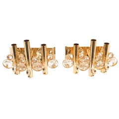 Pair of Sconces by Bakalowits & Sohne, Austria