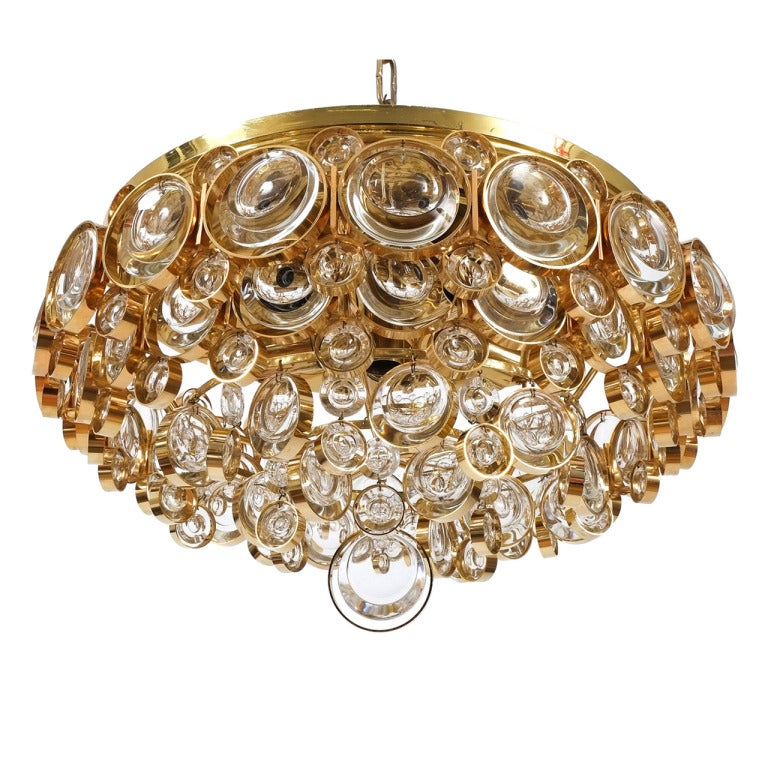 Gorgeous Sciolari Flush Mount At 1stdibs
