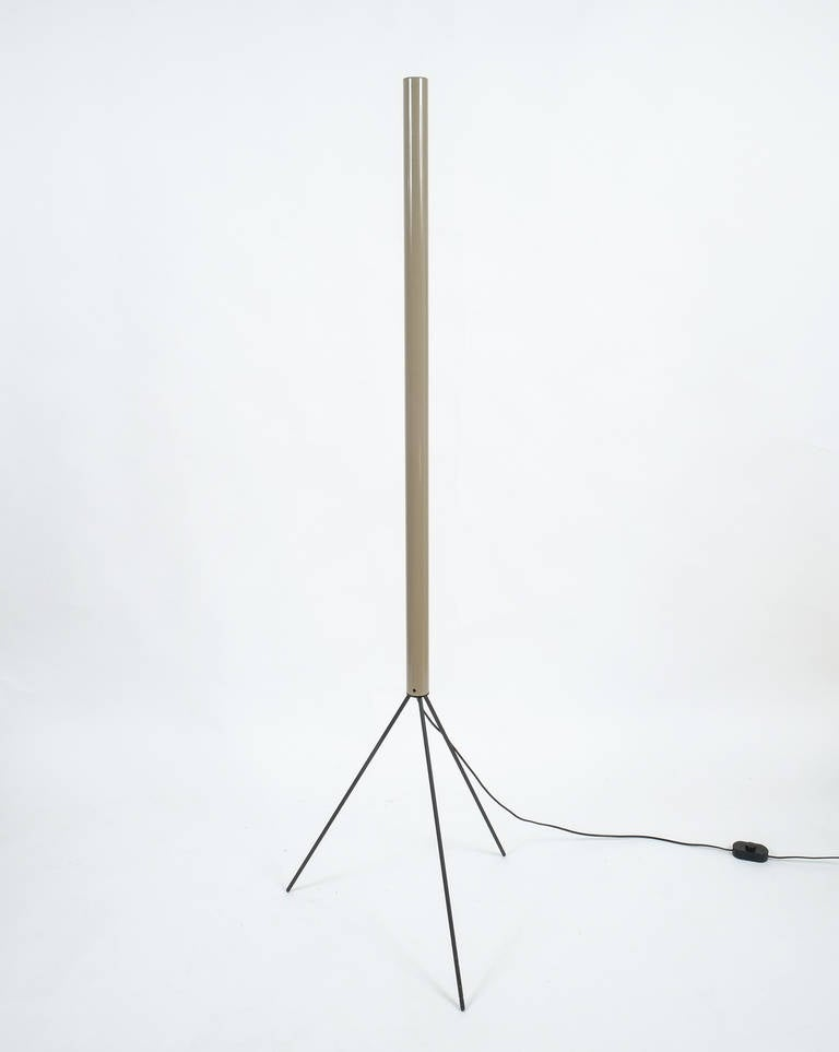 Mid-Century Modern Luminator Floor Lamp by Achille Castiglioni for Flos, Italy, 1955 For Sale