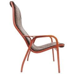 Swedese Lamino Lounge Chair Designed by Yngve Ekström