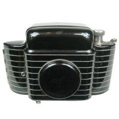 1936 Kodak Bantam Special Art Deco Camera Walter Dorwin Teague