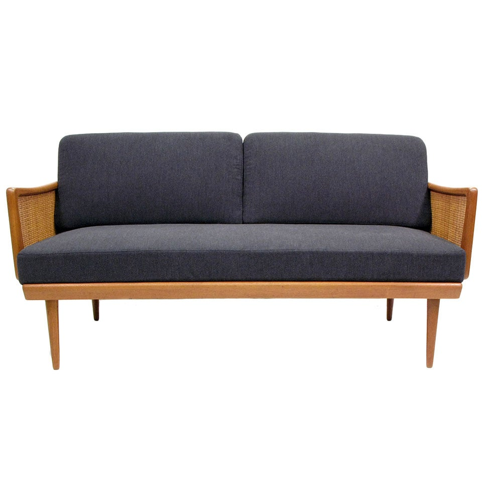 Danish Sofa Daybed By Peter Hvidt At 1stdibs