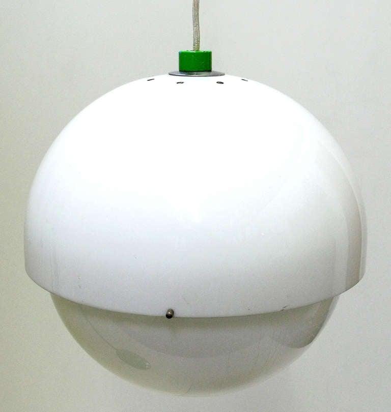 """1970s """"4055"""" Floor Lamp By Luigi Bandini For Kartell 5"""