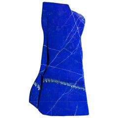 Freestanding Vibrant Blue Lapis Lazuli