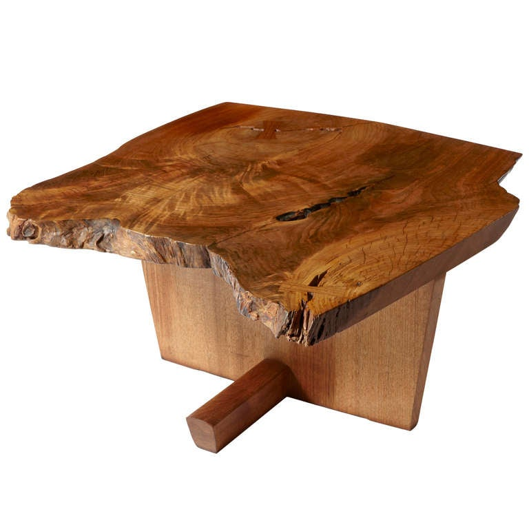 George Nakashima Coffee Side Table For Sale At 1stdibs