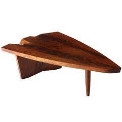 "George Nakashima ""Conoid"" Coffee Table"
