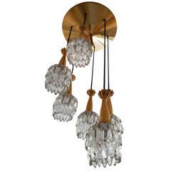 french flush mount ceiling lights at 1stdibs. Black Bedroom Furniture Sets. Home Design Ideas