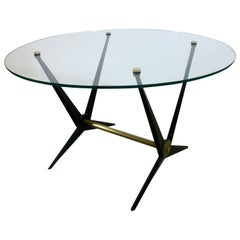 Occasional Table by Jacques Tournus, France 1950s