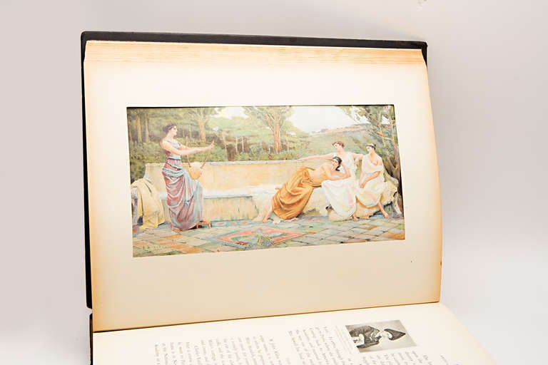 19th Century Art of the World Columbian Exposition Books, Two Volumes For Sale 2
