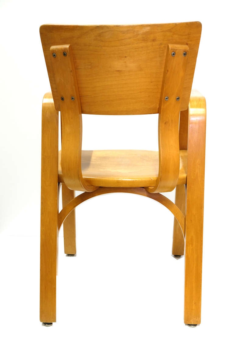 Thonet bentwood child s chairs 1940s for sale at 1stdibs