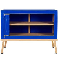 Visser and Meijwaard Truecolors Dresser or Credenza in PVC Cloth with Zipper