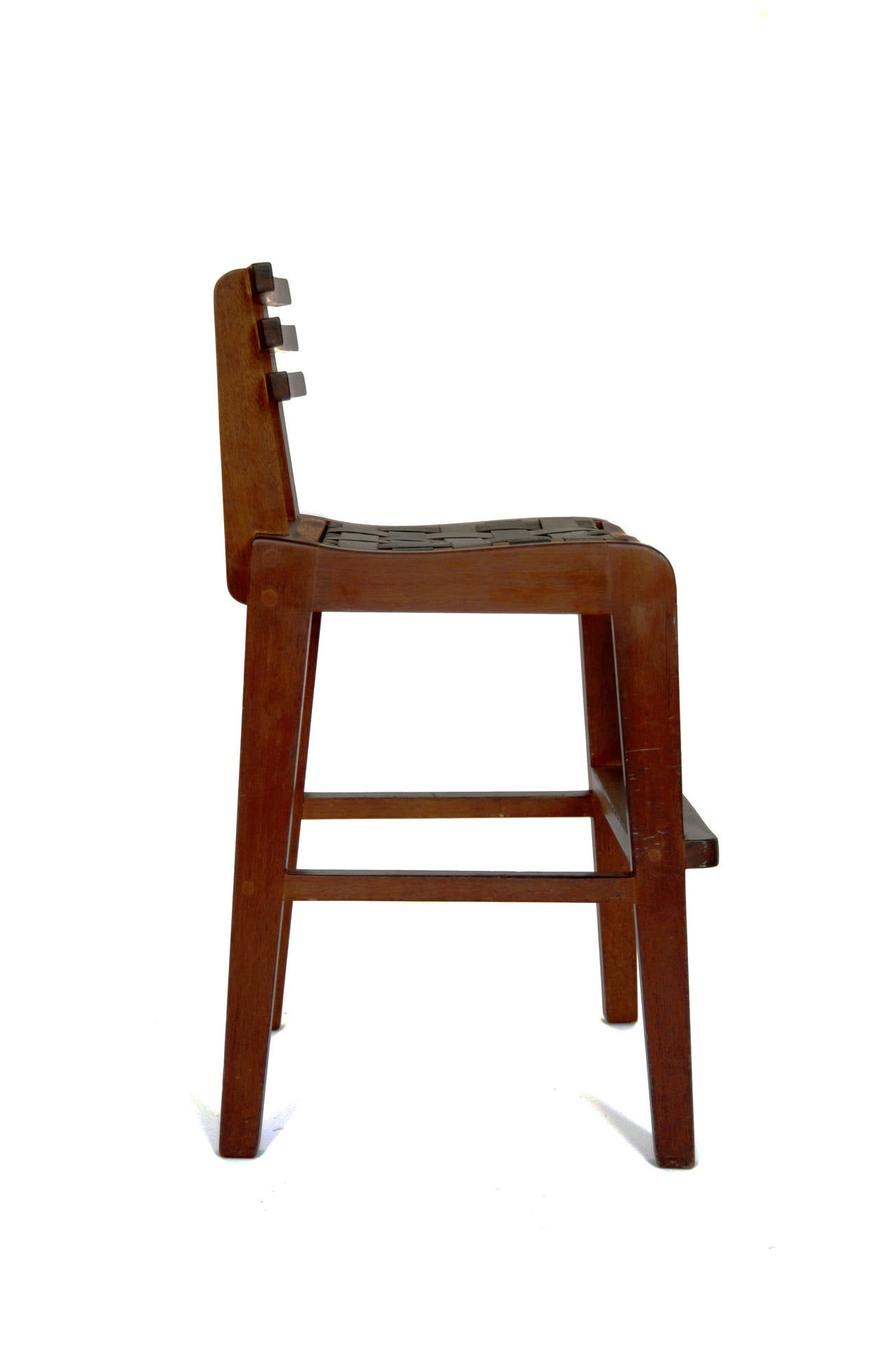 American 1940s Child Craft Chair For Sale
