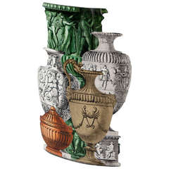 Umbrella Stand by Piero Fornasetti, Italy, 1960s