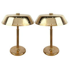 pair of nautical antique chrome ship 39 s table lamps for sale at 1stdibs. Black Bedroom Furniture Sets. Home Design Ideas