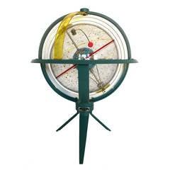 Very Rare Torica Celestial Globe with Original Box, C 1960's