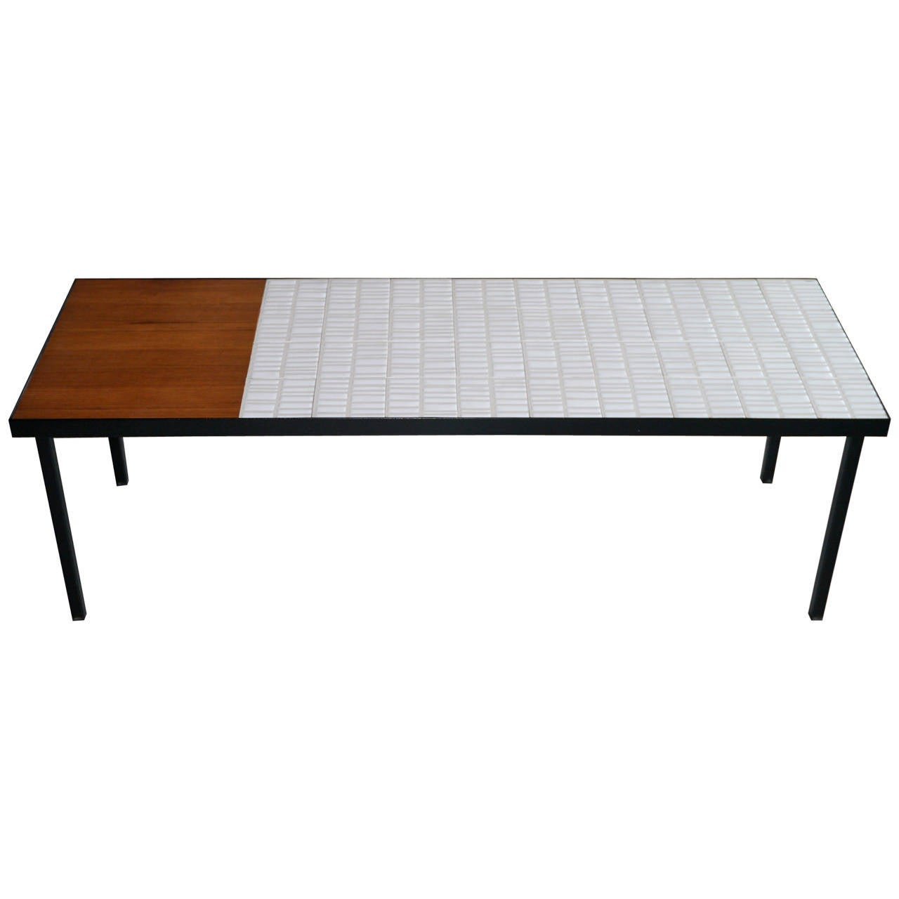 Iconic low table by roger capron circa 1950 at 1stdibs for Iconic tables