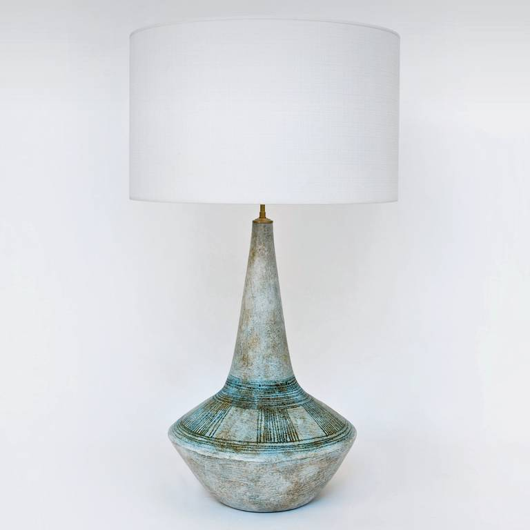 2 potiers ceramic lamp base b l