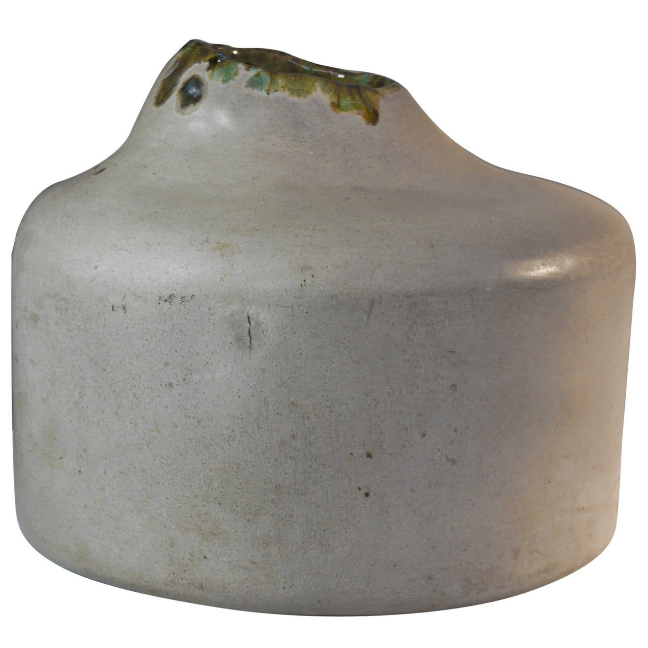 Shape Vase by Jacques Barbier, France, 1978