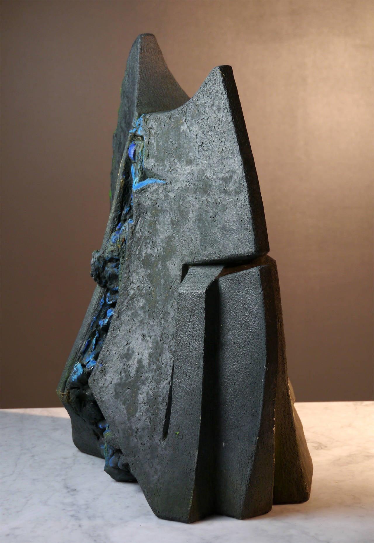 Stoneware Sculpture by Josette Barbier, 1990 8