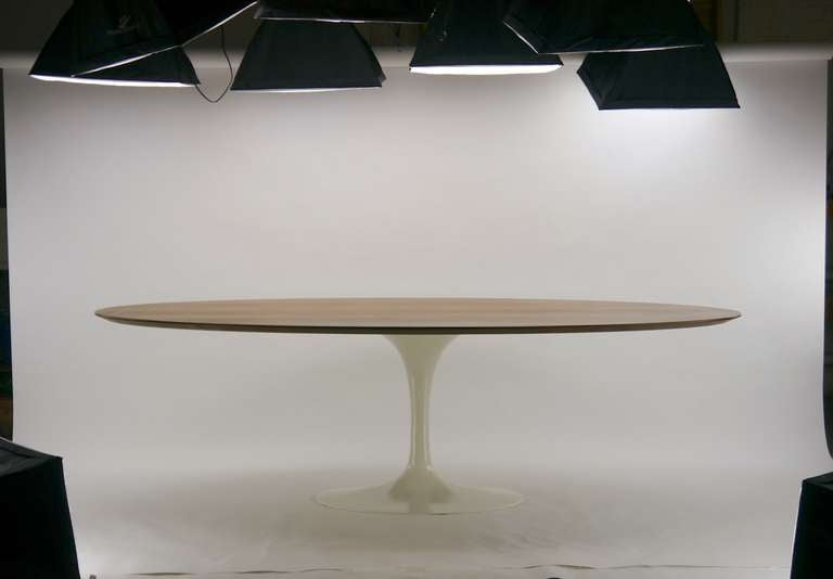 8 foot eero saarinen tulip dining table for knoll at 1stdibs for 5 foot dining room table