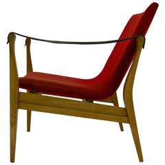 Lounge Chair By Ebbe And Karen Clemmensen