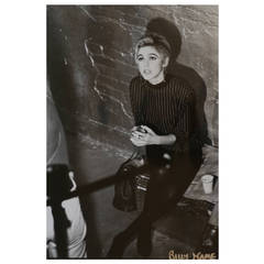 """Edie Sedgwick """"Girls In Prison"""" by Billy Name 1965"""