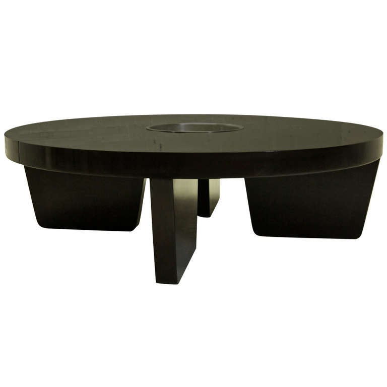 Harvey Probber Nuclear Coffee Table At 1stdibs