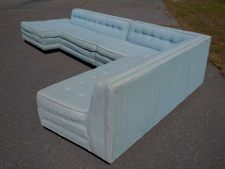 15 Foot Sectional Sofa By Harvey Probber At 1stdibs