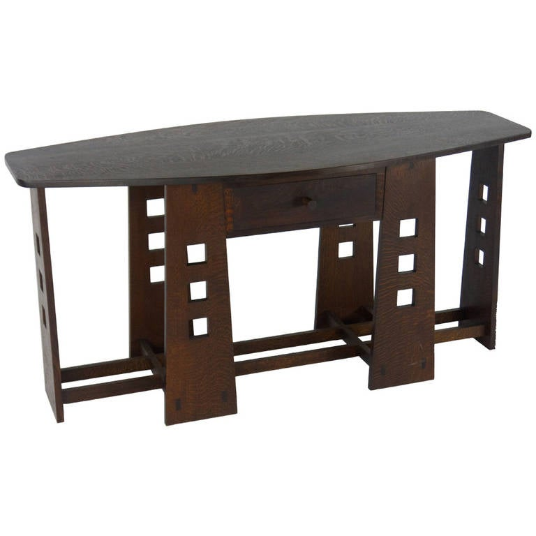 Table Designed By Charles Rennie Mackintosh For Sale At 1stdibs
