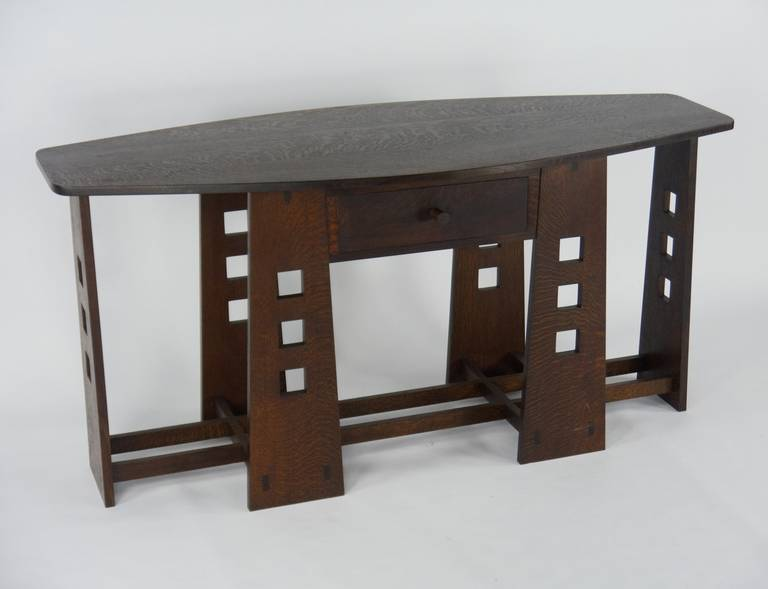 Table Designed By Charles Rennie Mackintosh For Sale At