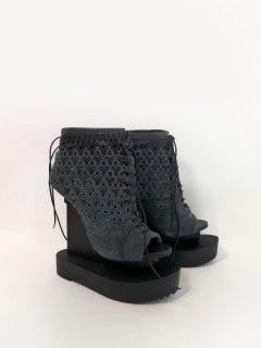 Ludi Naturae Shoes grey