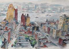 Hudson River from New York