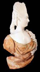 Portrait Bust of Marie Antoinette