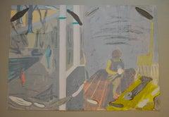 Erik A. Frandsen, signed Lithograph E/A, 2000