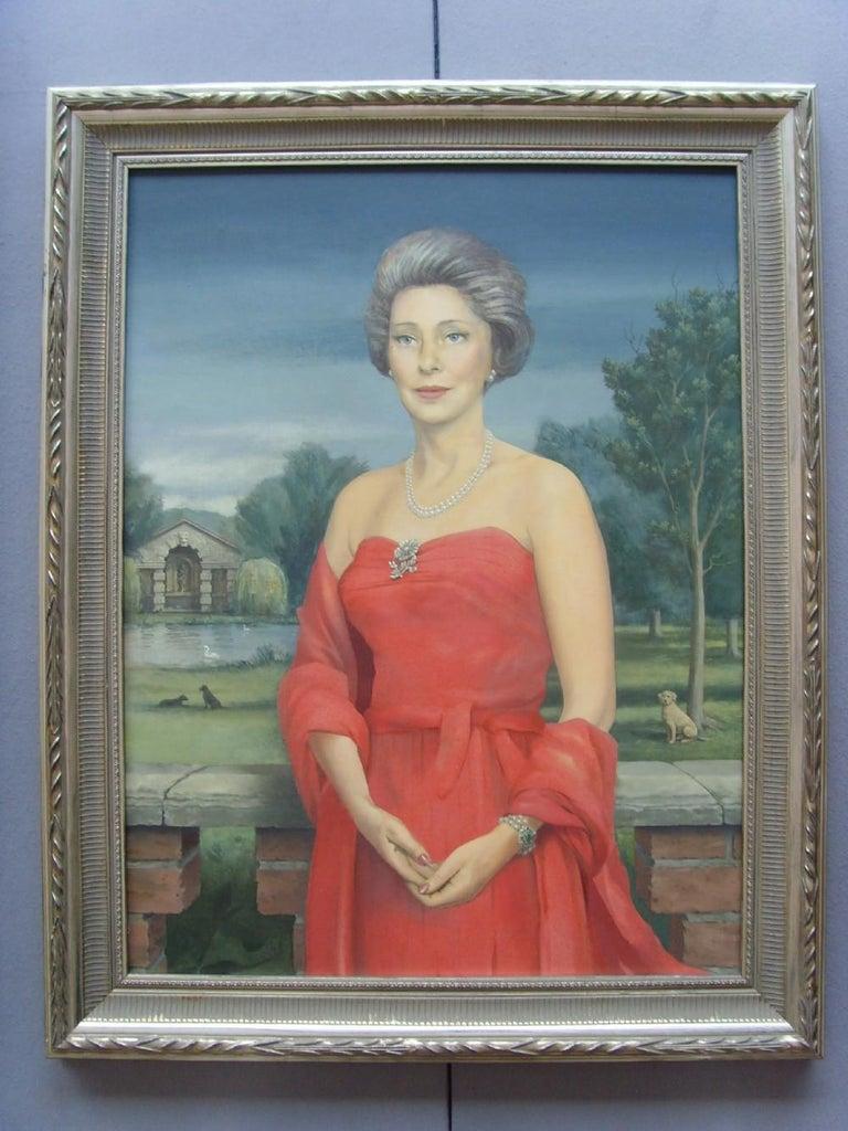 Lady Francis Bradley of Purley Hall Reading Berkshire England