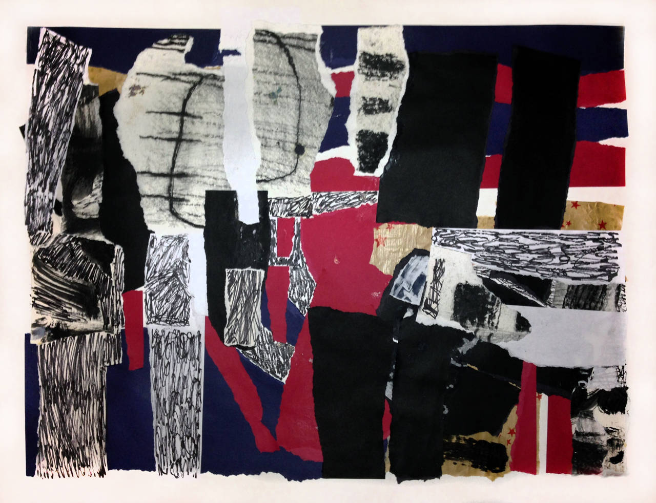 Untitled - Mixed Media Art by Margaret Glew