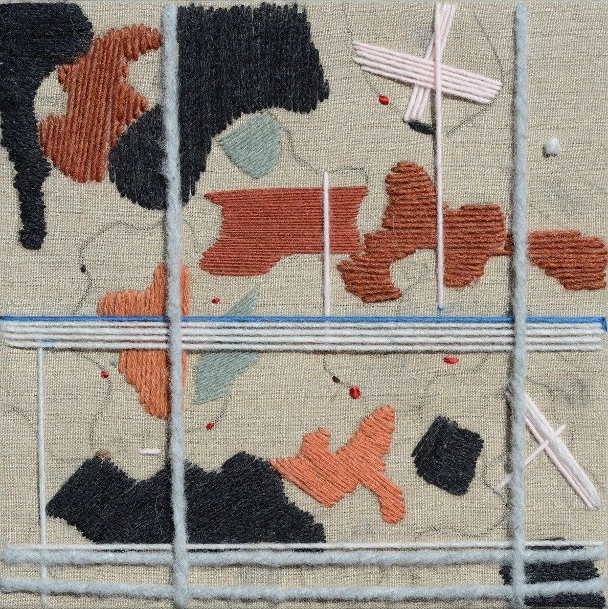 Tapestry 5 - Mixed Media Art by Matthew Varey