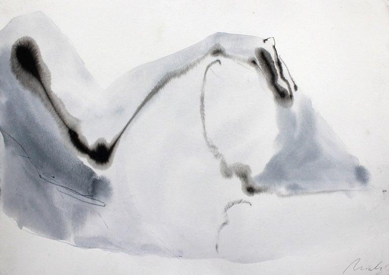 Nude (Cecilia) - Art by Maria Iciak