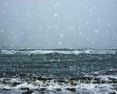 Sasameyuki, Sea of Okhotsk, Hokkaido, Japan
