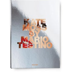 Kate Moss by Mario Testino Ed 1500 Signed