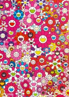 Takashi Murakami An Homage to Mono Pink D, 1960