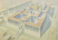 Solomon's Temple in Jerusalem