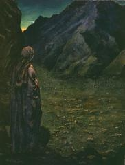 Ezekiel in the Valley of Dry Bones