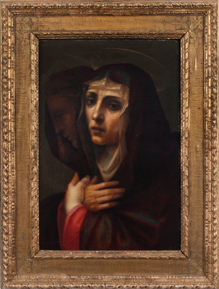 Marys at the Cross
