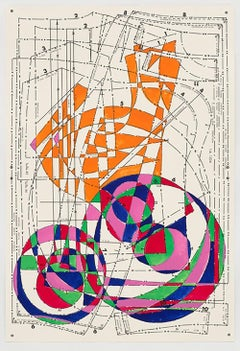 Hormazd Narielwalla - The Mesopotamian Maze No.2