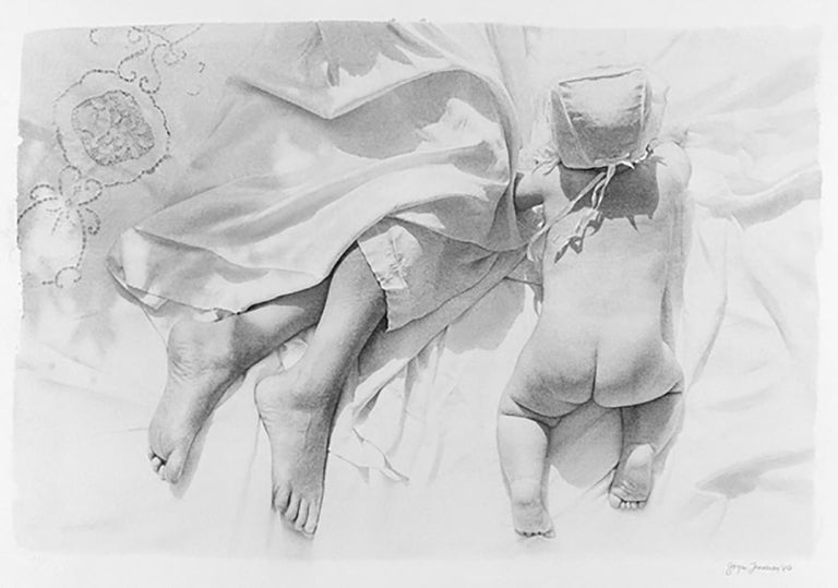 Joyce Tenneson. Mother and Child, 1974 (1981)